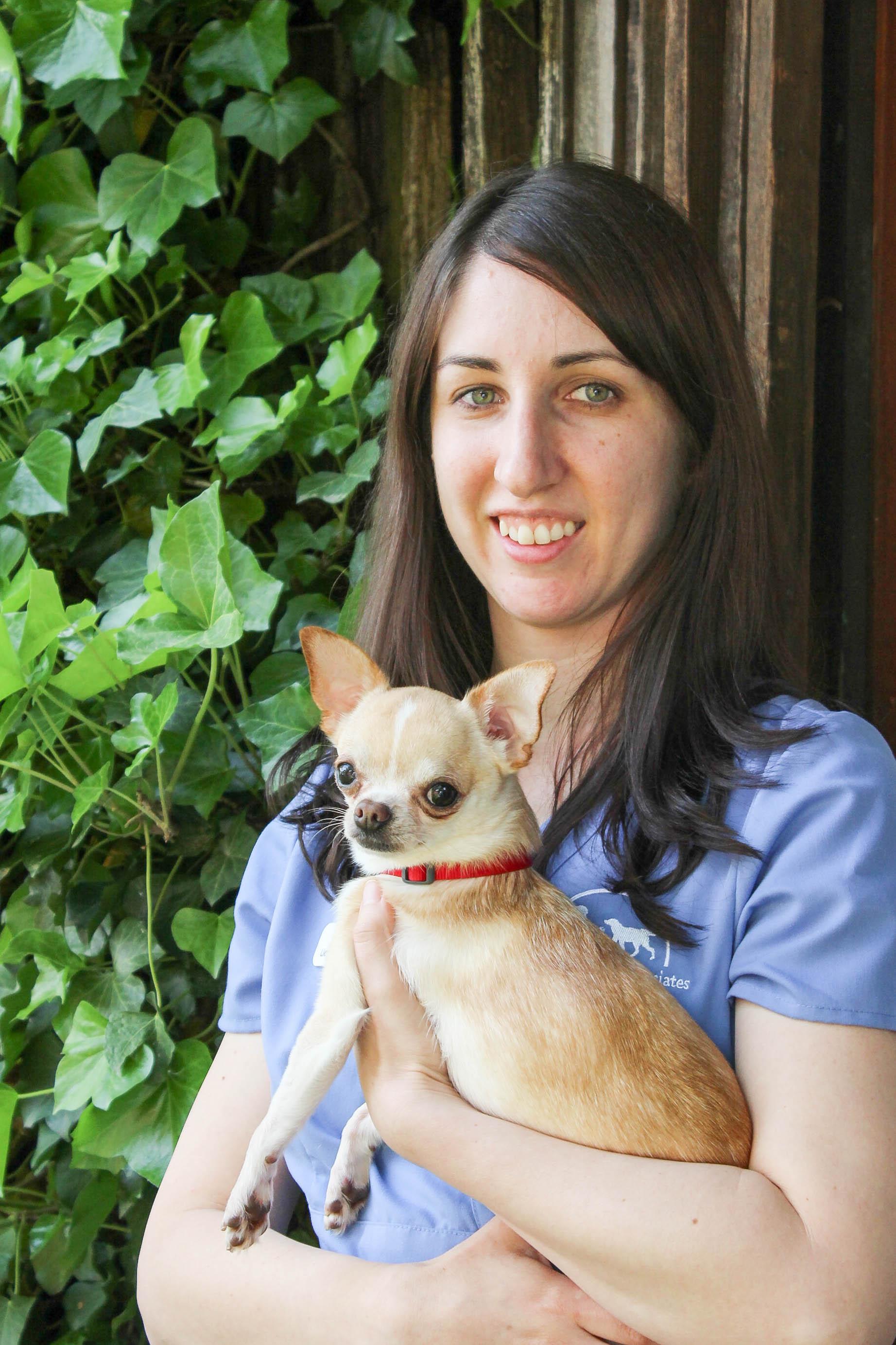 Leslie H. - Ravenna Animal Hospital